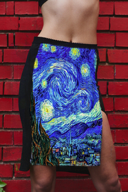 Пола  Print Starry Night
